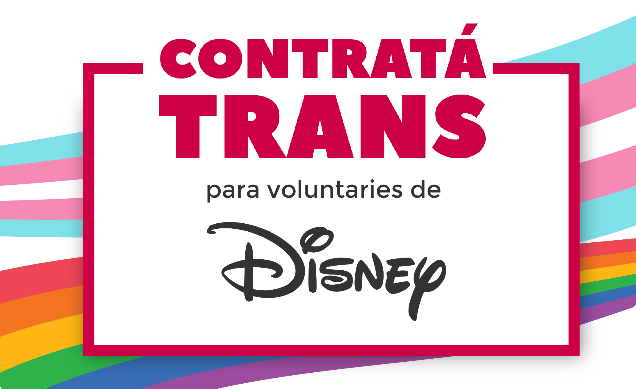 Capacitación para voluntaries de Disney 2021