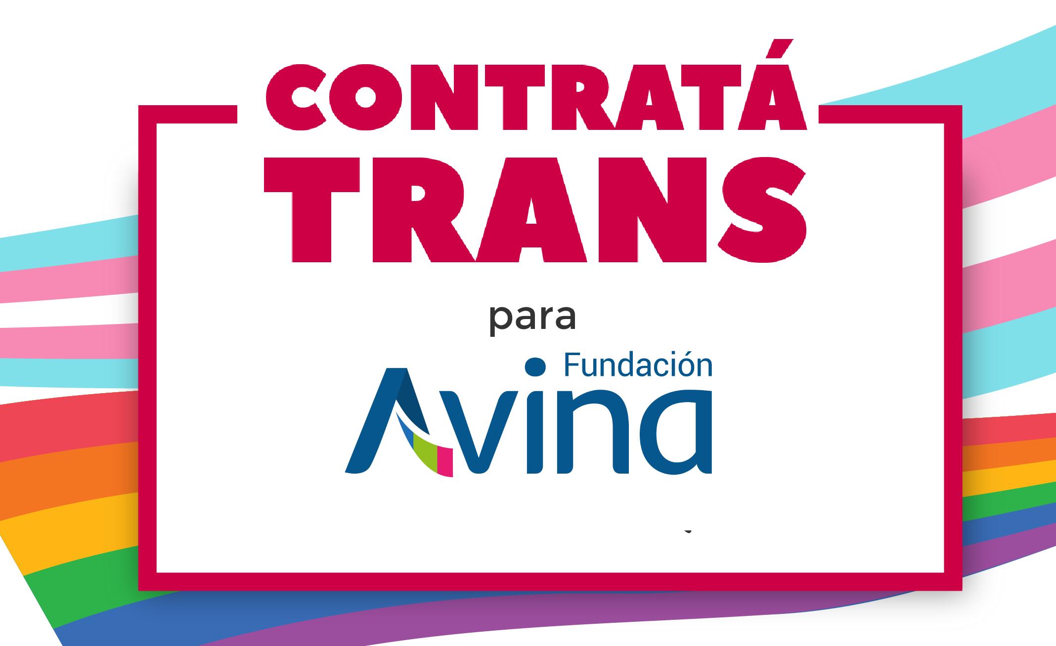 Contrata Trans & AVINA